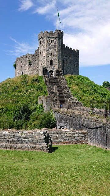 Cardiff old Castle