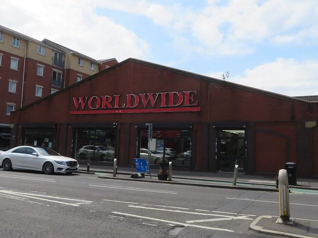Worldwide Food Store Manchester