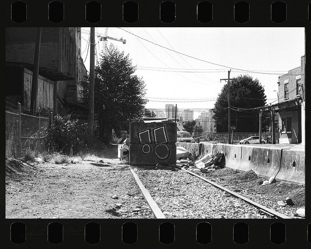 The End of Railway - film Canon