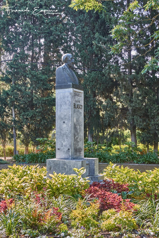 Monumento a Eusebio Blasco Soler