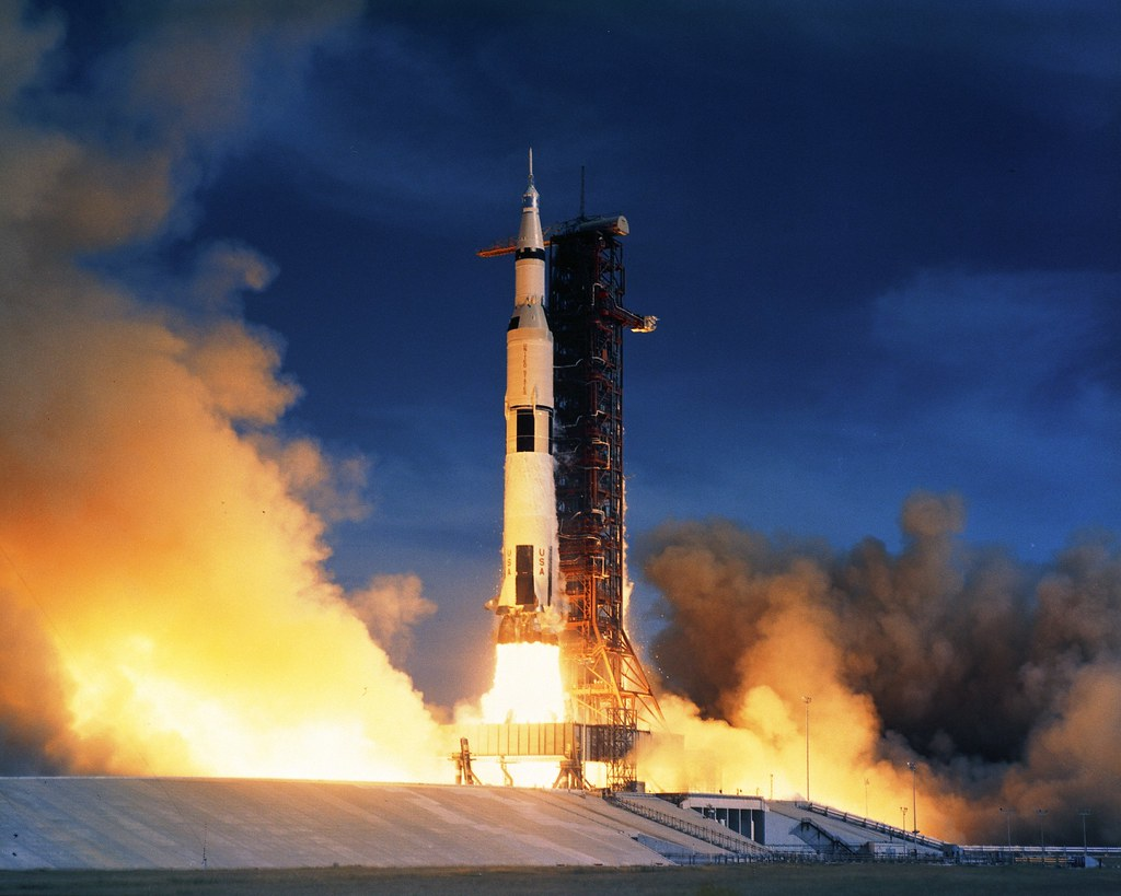 #TBT: Apollo 15 Launches – July 26, 1971