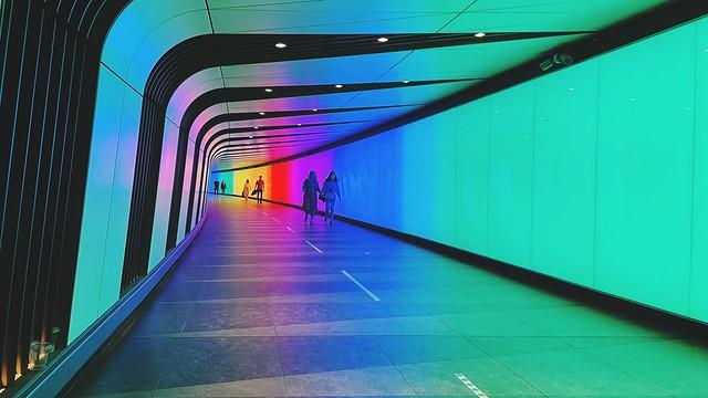 The Rainbow Tunnel