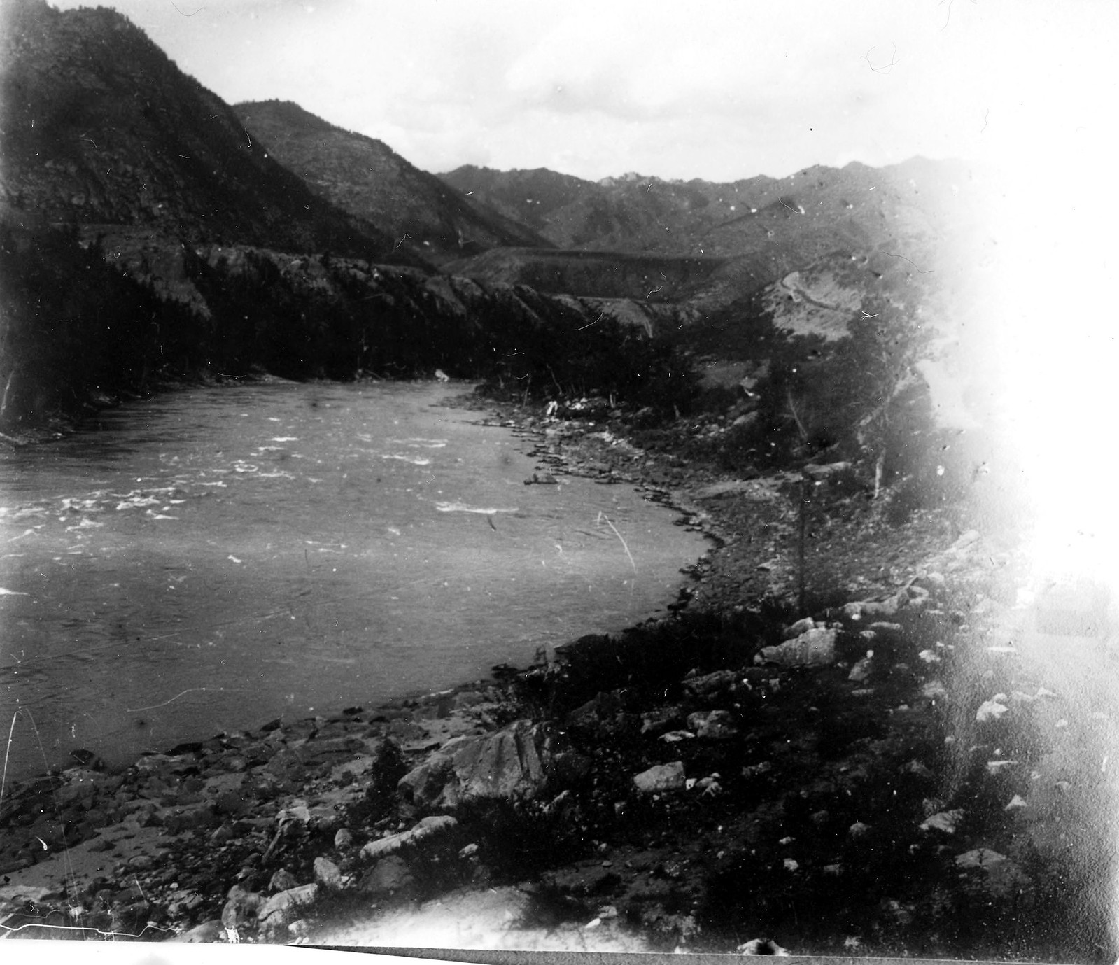 Река Чуя. Чуйский тракт