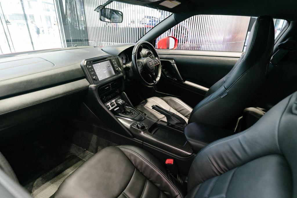 Nissan GT-R R35 2021/07/29 DSC00206