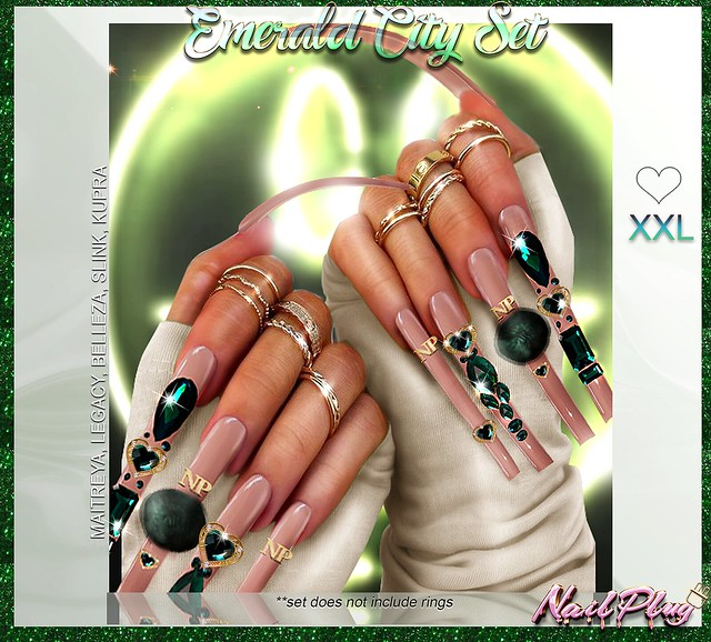 NAILPLUG X 2MUCH EVENT AVAILABLE YET