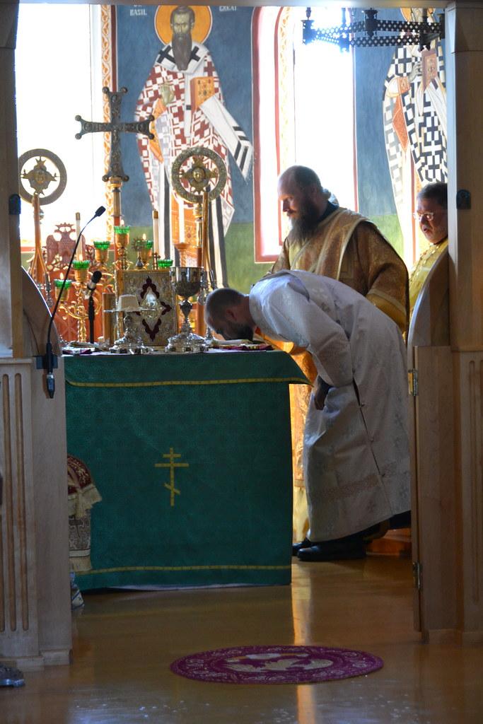 Fr. Deacon Justin's Ordination