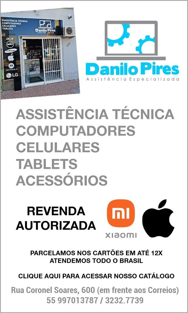 Danilo Pires Assistência Técnica - conheça nosso catálogo virtual CLICANDO AQUI