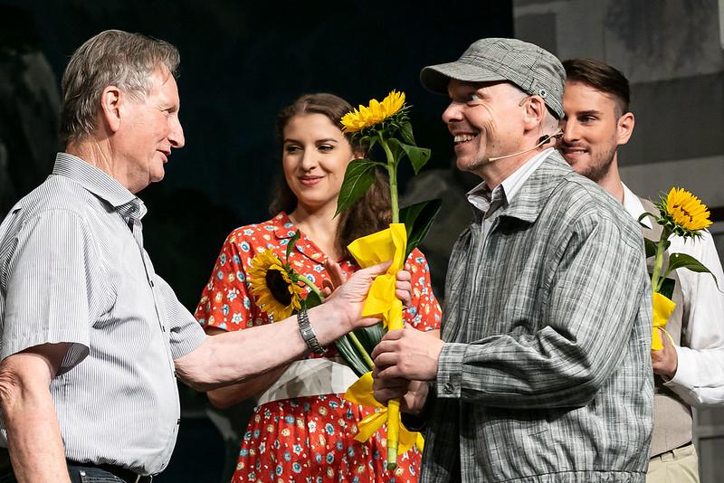 2021 Domača gledališka predstava PRI BELEM KONJIČKU