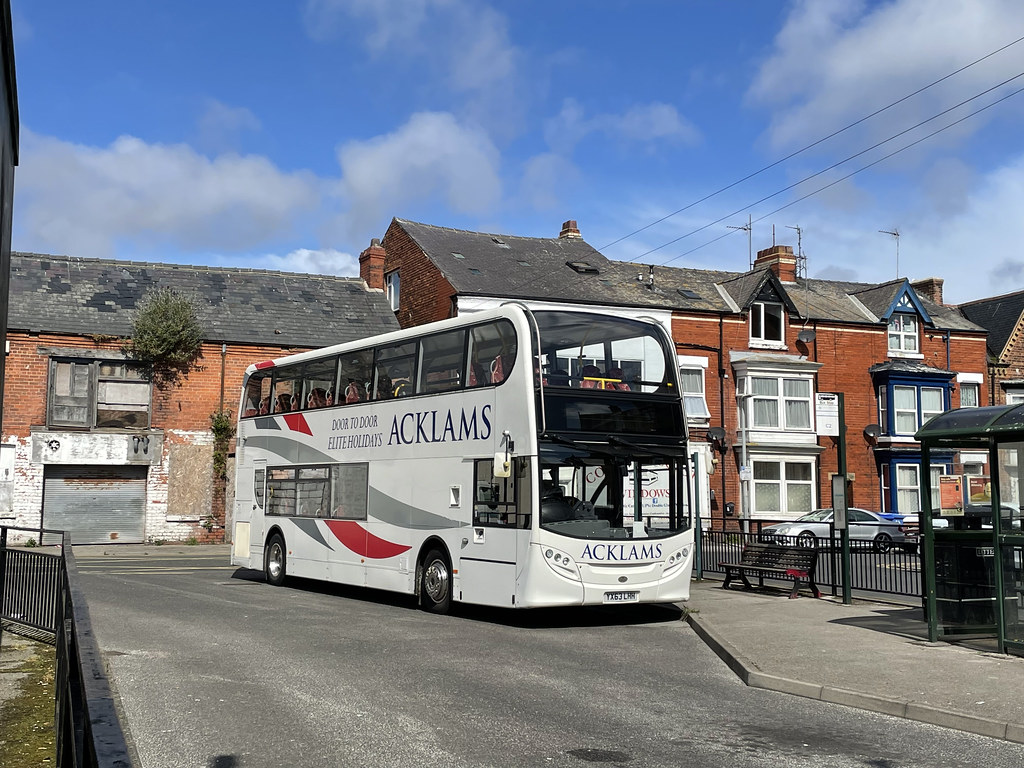 Acklams of Beverley YX63LHH