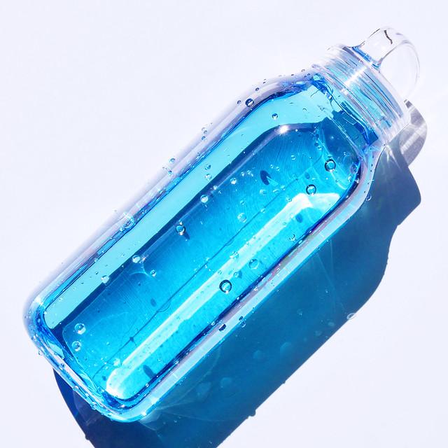 KINTO WATER BOTTLE キントー ウォーターボトル 可愛い 持ちやすい 取っ手付き 持ち手付き