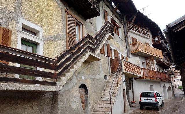 ITALIEN, Italy,  In San Lorenzo in Banale (TN) 79156/13883