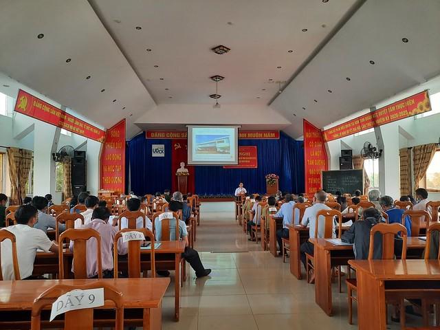 Phát huy vai trò người có uy tín trong đồng bào dân tộc thiểu số huyện Đăk Hà