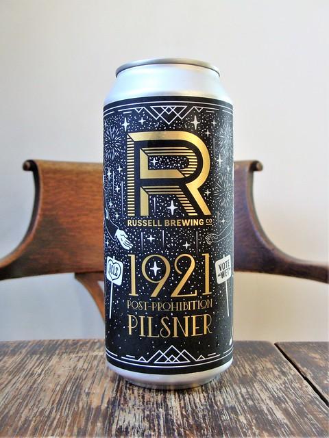 1921 Post Prohibition Pilsner