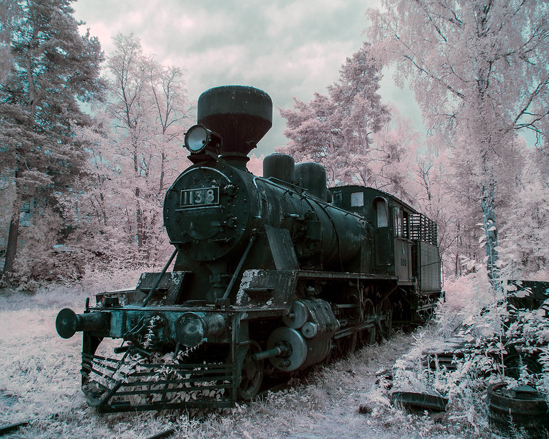 Infrared of the day 60