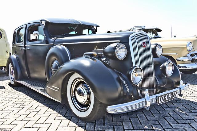 Buick Roadmaster Sedan 1936 (4051)