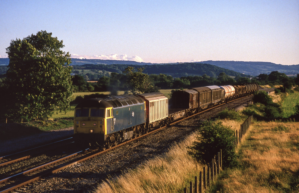 47187 At Charlton. 07/08/1987.