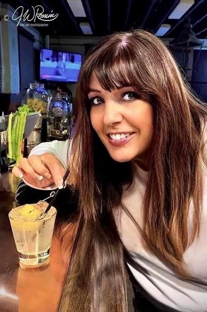 Lelynn at Distillery shoot,