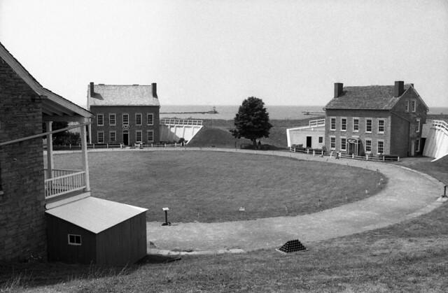 Fort Ontario - Oswego, NY