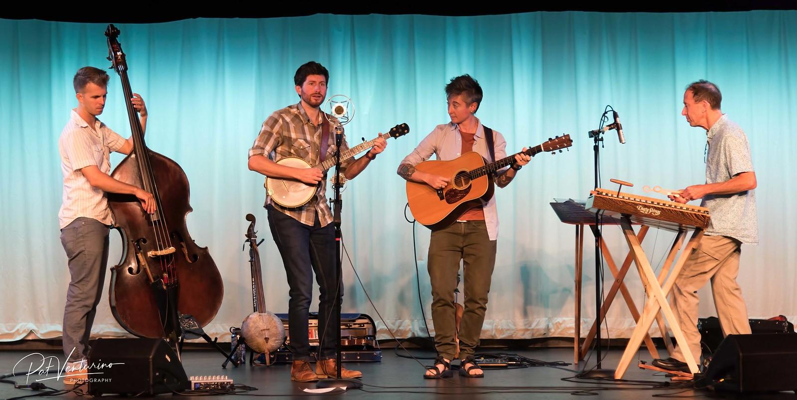 The Ken & Brad Kolodner Quartet