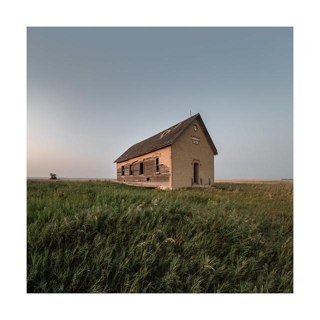Little Schoolhouse on the Prairie