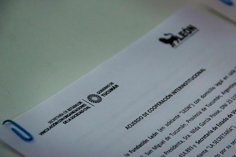 Firma de Convenio con Sec. de Estado de Vinculación con OSC y Presentación de Informe del Observatorio de la Pobreza | JUL 2021