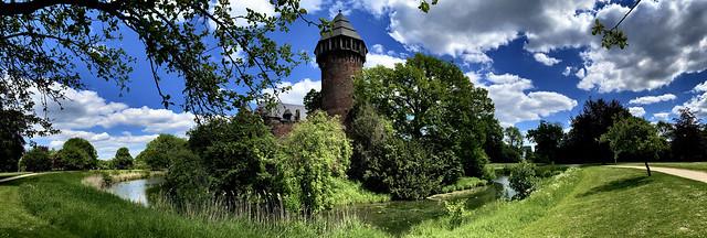 Linn Castle (Burg Linn)