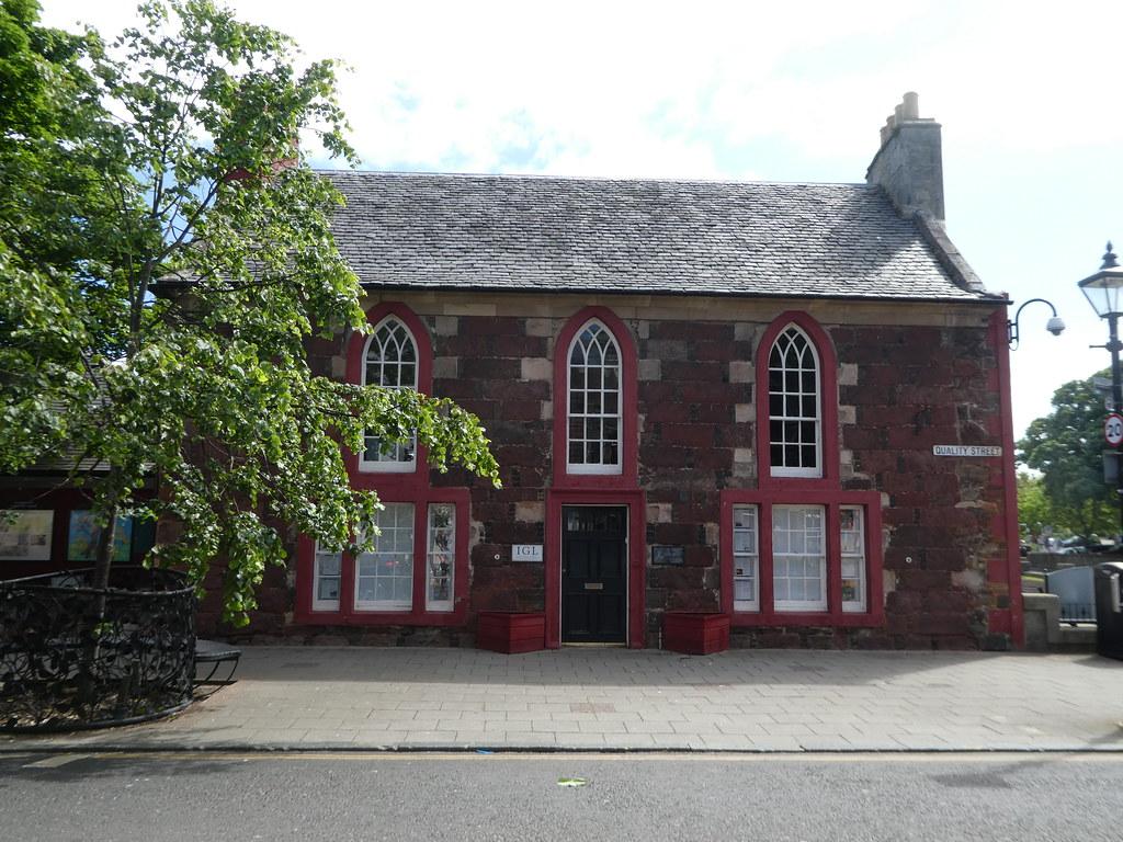Quality Street, North Berwick