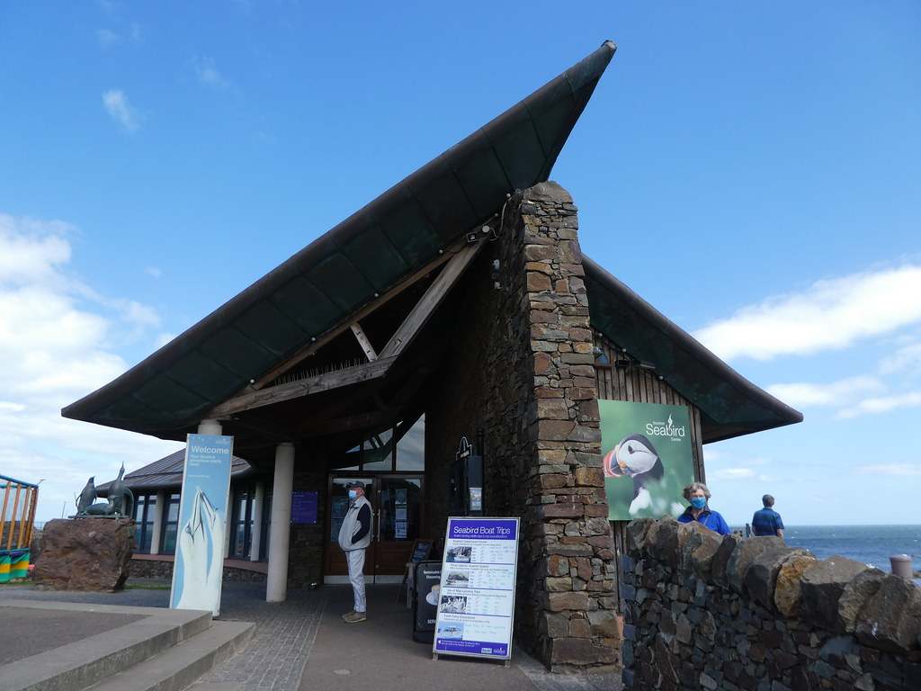 The Scottish Seabird Centre, North Berwick