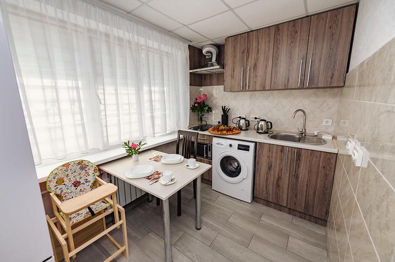 July 2021: Day centre for violence survivors opens in Pokrovsk, Donetsk Oblast
