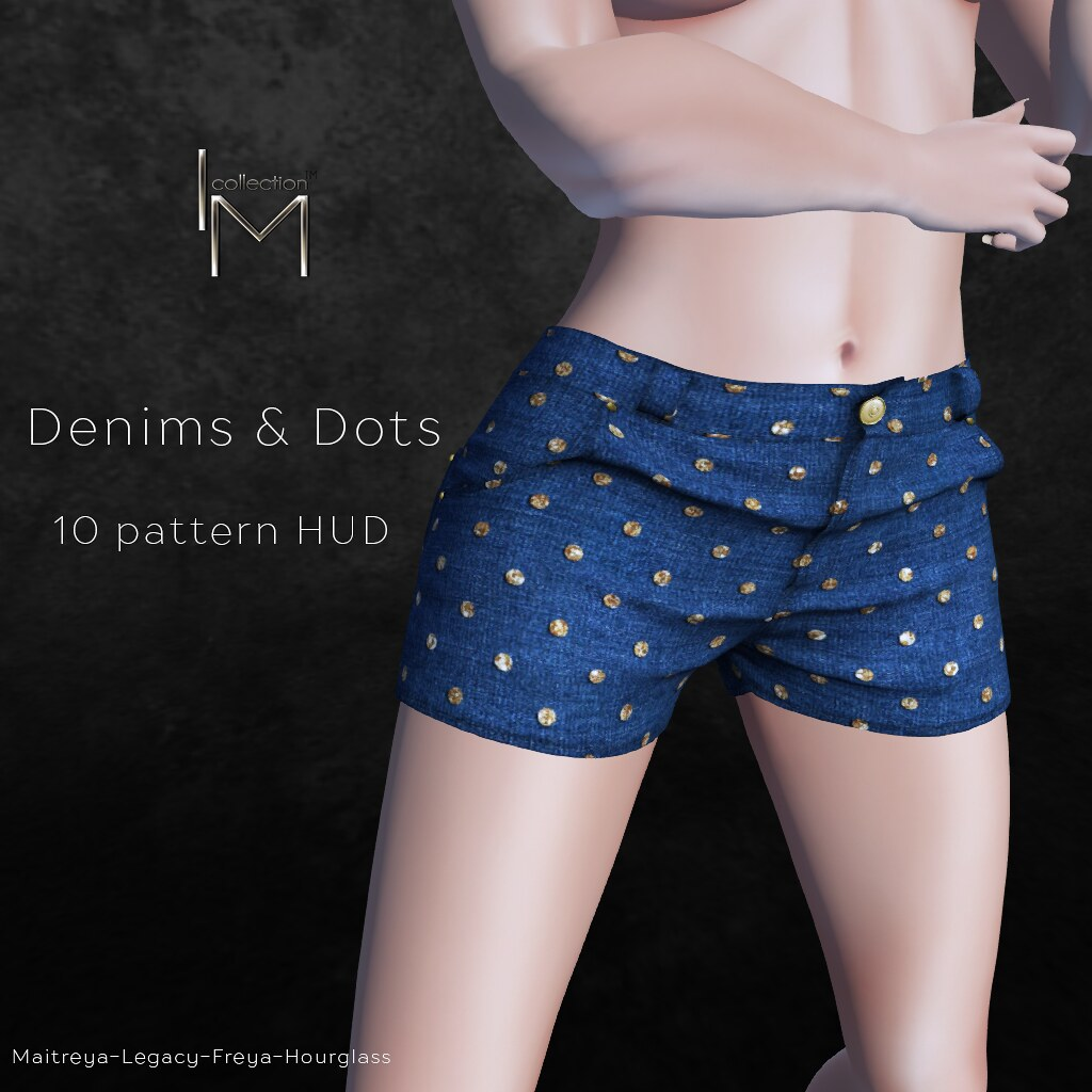 I.M. Collection Denims & Dots