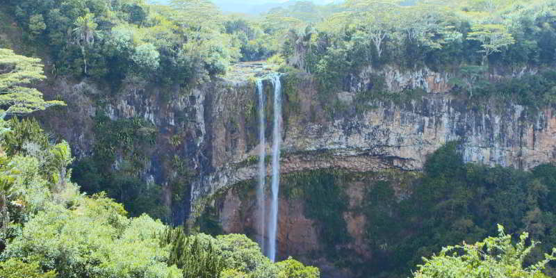 Cascadas de Chamarel