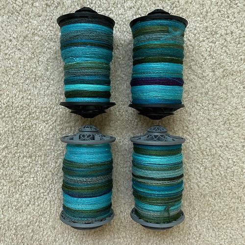 Aqua combination spin