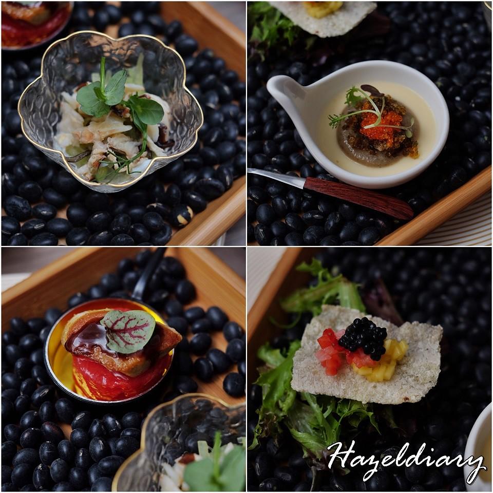 Si Chuan Dou Hua UOB Plaza-Four Delicacies Combination