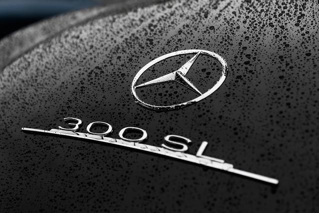 1955 Mercedes-Benz 300SL 'Gullwing' - Goodwood Festival of Speed 2021