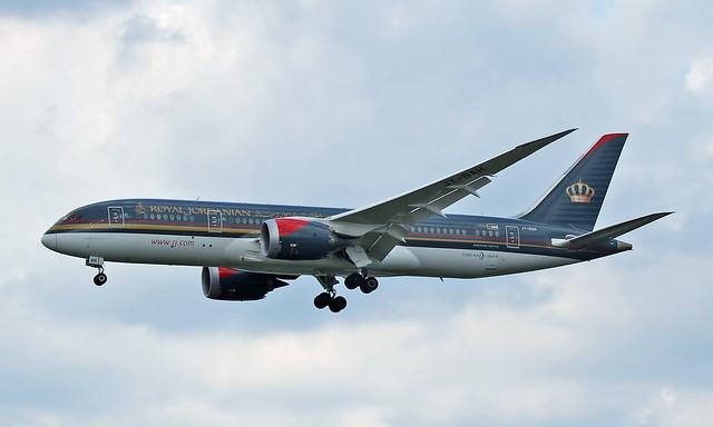 Boeing 787-8 JY-BAH [37985/522]