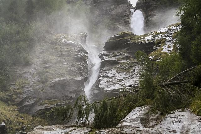 Water mills stone