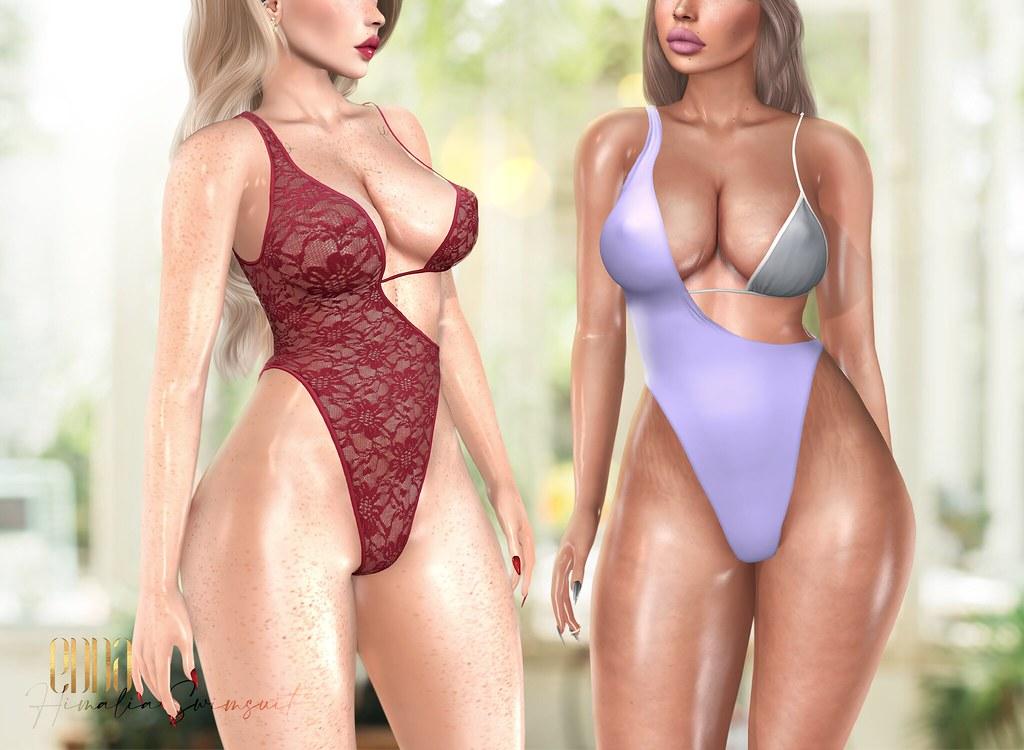 New Release@Himalia Swimsuit