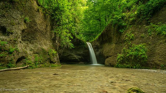 waterfall 2 Bläsimühle .)2107/7006-4