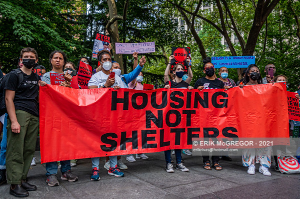 Civil Disobedience To House The Homeless