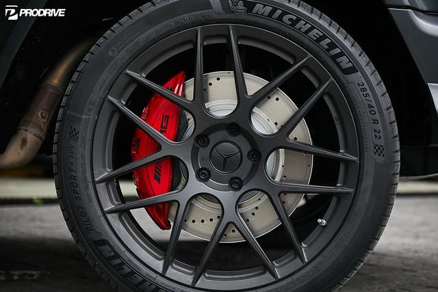 Benz G-Wagon x AMG x BC FORGED _IMGP2970_1m