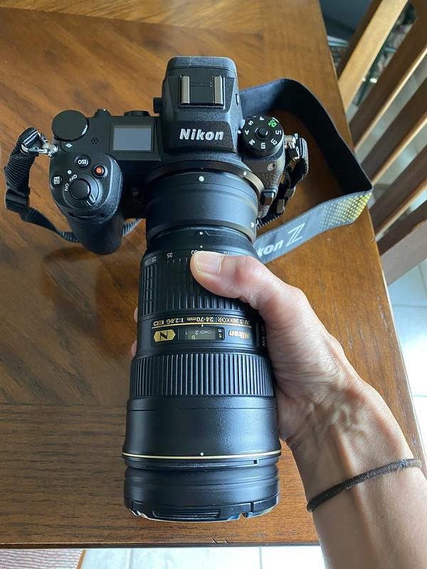New Nikon Z6 II