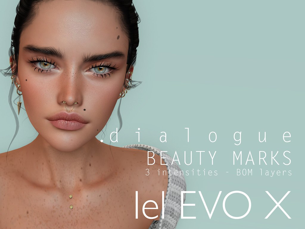 BEAUTY MARKS now exclusively @ MIIX event!