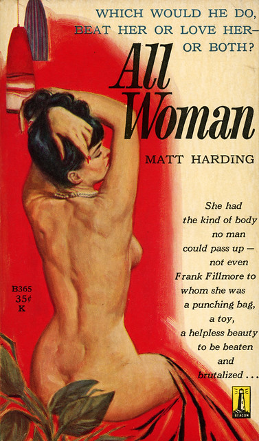 Beacon Books B365 - Matt Harding - All Woman