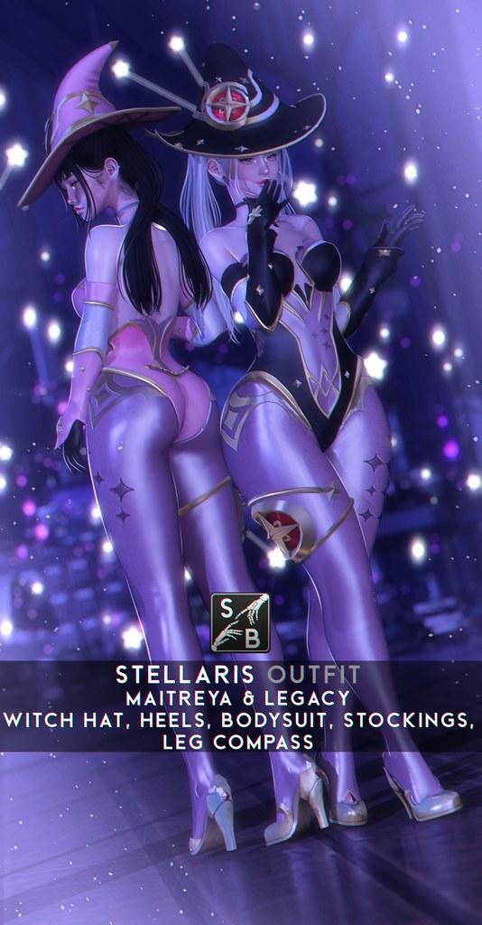 Skellybones — Stellaris Outfit @ The Crystal Heart