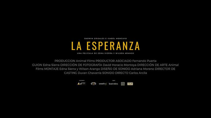 La Esperanza - Cortometraje