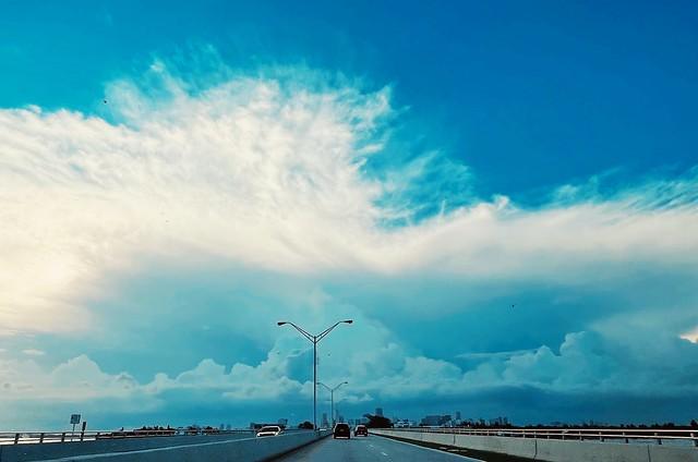 Storm brewing….