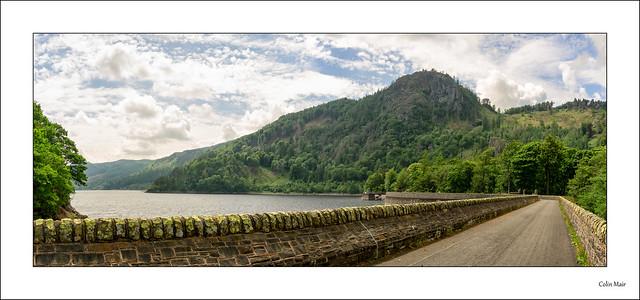 Reservoir and Raven Crag - 2021-07-02nd