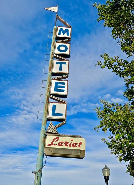 Lariat Motel, Reno, NV