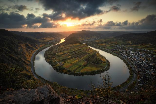 Moselle loop