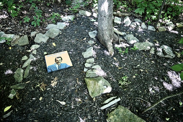 A Chance Encounter With Slim Whitman While Walking on the Ernest P. Parker Memorial Pathway